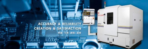 ARCS Vison Measuring System
